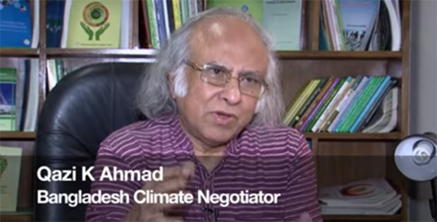 Interview By: Abu Bakar Siddique (Abu Bakar Siddique is the environment reporter of Dhaka Tribune. This interview is one of a series commissioned by the International Institute for Environment and Development (IIED)