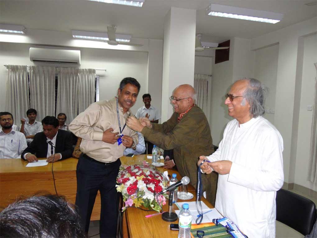 DSCE's Seminar(04.04.12)